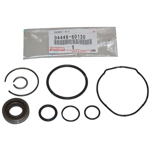 Power Steering Pump Gasket Seal Reapir Kit suits Landcruiser HDJ100 4X4 Genuine Toyota 2002 2003 2004 2005 2006 2007