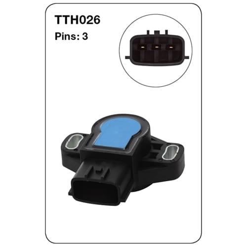 1 x Throttle Position Sensor (TPS) (Aftermarket OEM Replacement)