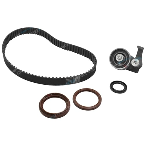 Timing Belt Kit suits Toyota Coaster 1HZ HZB30 HZB50 4.2L 90-4/97 Bus With Tensioner