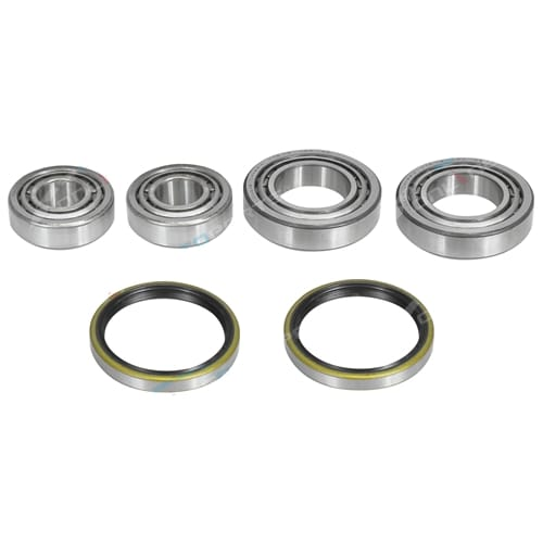 Front Set of 2 Wheel Bearing Aftermarket OEM Replacement