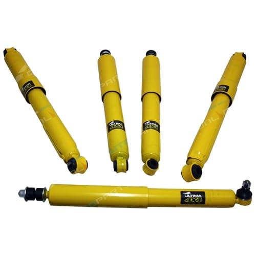 5pc Gas Shock Absorber Damper Set Shock Absorber Ultima