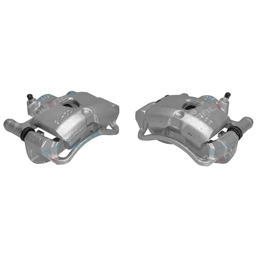 LH + RH Rear Disc Brake Caliper Assembly Patrol GQ 1988-1999 Nissan 4x4 Wagon New Pair inc Safari