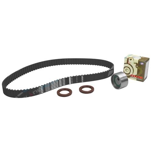 Timing Belt + Tensioner Kit Grand Vitara SQ416 1999-2005 4cyl G16B 1.6L 1590cc SOHC Suzuki Engine