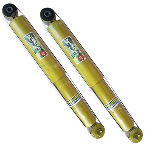 2 Front Shock Absorbers Discovery Series II (2) 1999-2004 Landrover - Nitro Gas Pair