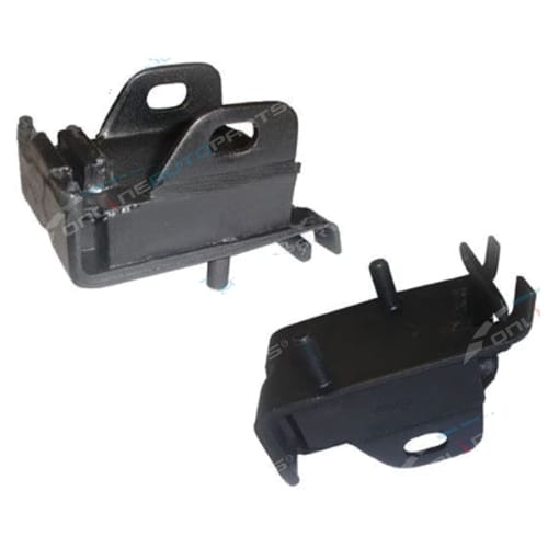 Front Set of 2 Engine Mount Aftermarket OEM Replacement