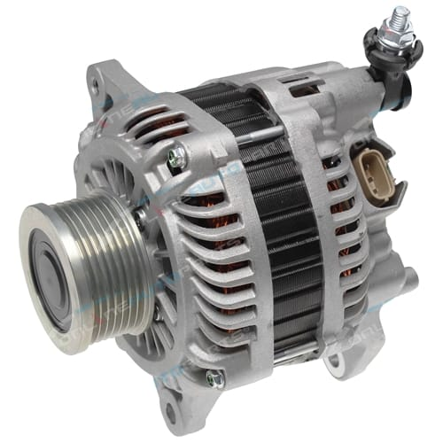 Alternator suits Nissan Pathfinder R51 4cyl 2.5L YD25DDTi Diesel 2005 2006 2007 2008 2009 2010 2011 2012 2013
