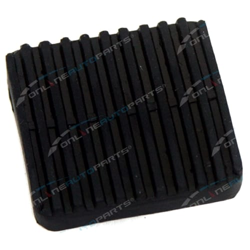 Pair of Brake + Clutch Pedal Rubbers suits Landcruiser BJ60 FJ60 FJ62 HJ60 HJ61 1980-90 Toyota 60 Series