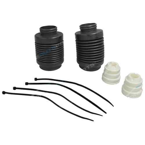 Front Strut Rubber Dust Boot Cover Bump Stop Kit Commodore VT VX VU VY VZ VE HSV
