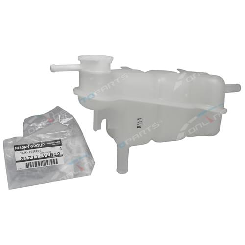 Coolant Expansion Bottle Coolant Expansion Tank Genuine Nissan