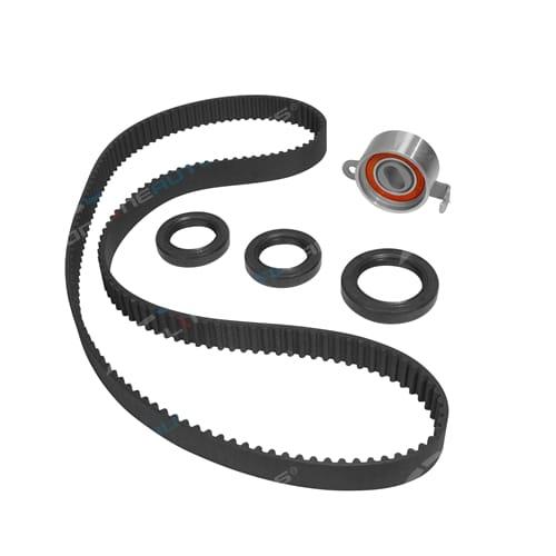Timing Belt + Tensioner Kit suits Toyota Supra MA61 6cyl 5M-GE 2.8 2759cc Petrol EFI 12v DOHC Toyota 1983 to 1986