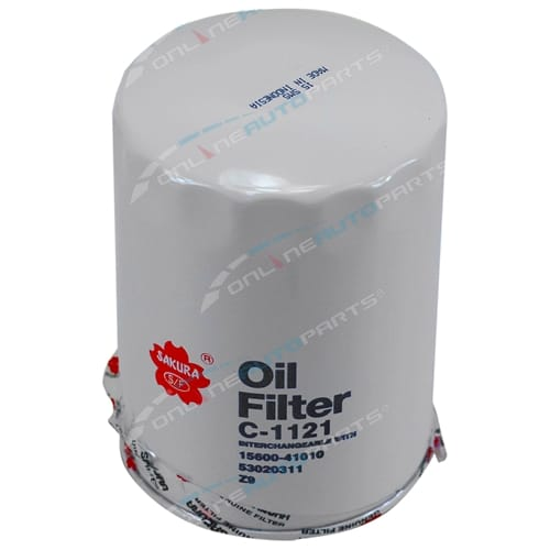 Spin On Oil Filter Sakura (Cross Refer Z9)