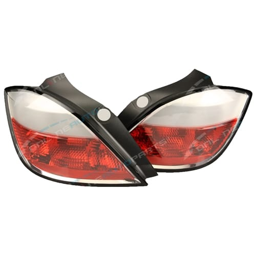 Lh+rh Taillights Tail Light Aftermarket OEM Replacement