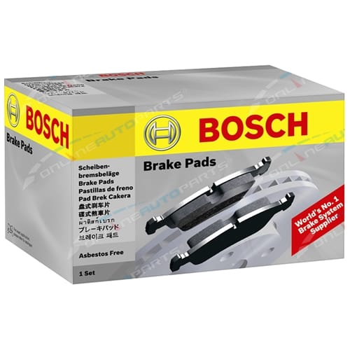 DB1075GB DB1075 Bosch Disc Brake Pad