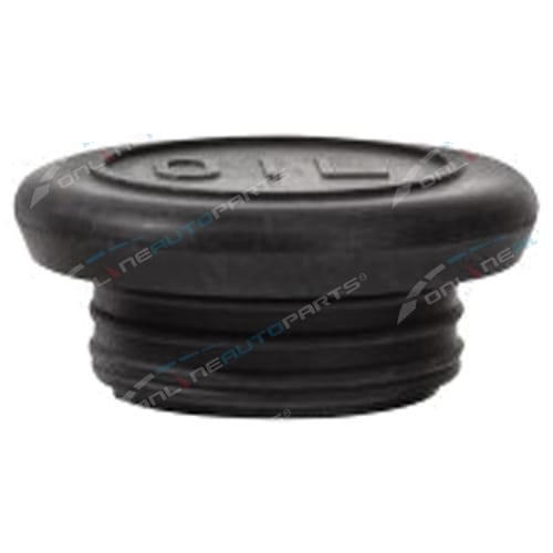 TOC514 - Engine Oil Cap Rubber push in - Tridon