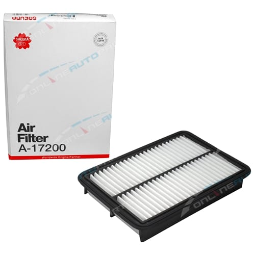 Sakura Air Filter Cleaner suits Mazda 6 GJ GL 4cyl PY-VPS 2.5L 2488cc Engine 2012 2013 2014 2015 2016 2017 2018 2019