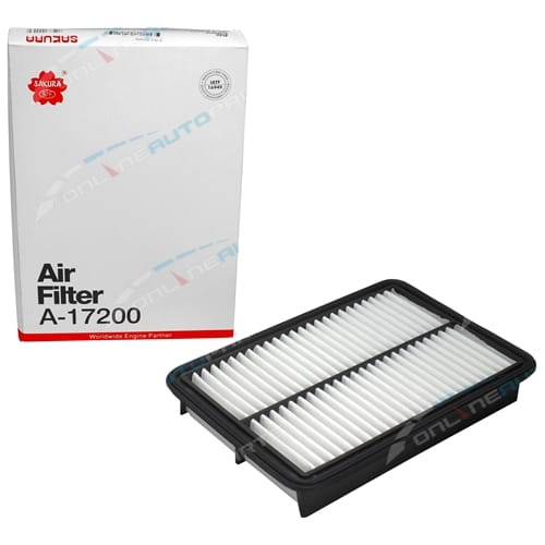 Sakura Air Filter Cleaner suits Mazda CX-5 KE KF 4cyl PE-VPS PY 2.0L 2.5L Engine 2012 2013 2014 2015 2016 2017