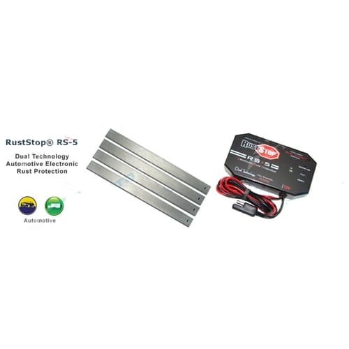 RustStop Electronic Rust Stop Protection System suits Cars, Utes - 12 volt - 4 Electrode