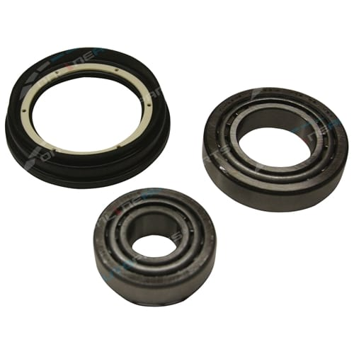 Front Set of Wheel Bearing Aftermarket OEM Replacement