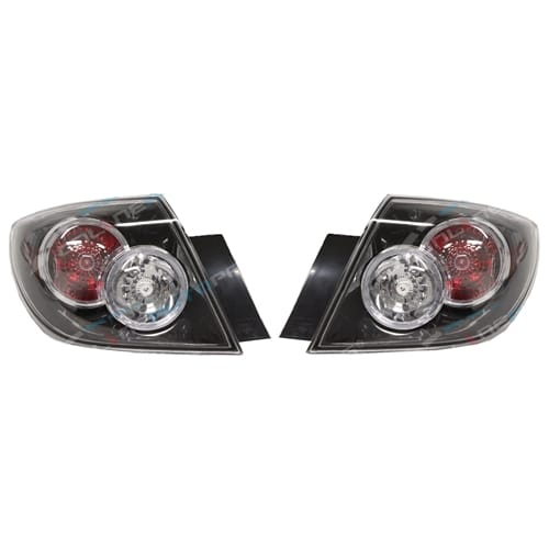 Tail Lights Pair Aftermarket OEM Replacement