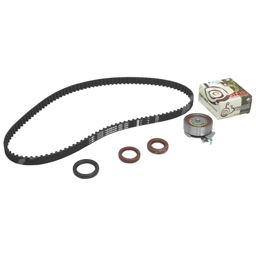 Timing Belt + Tensioner Kit Barina SB 1997-2000 4cyl C14SE 1.4L 1389cc Engine Holden