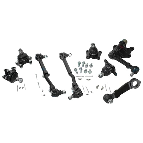Ball Joints Side Rods Idler & Pitman Arm Kit Hilux Surf KZN130R LN130R VZN130R 1991 1992 1993 1994 1995 Toyota 4X4 Wagon