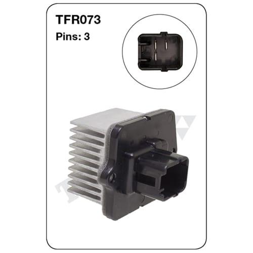 Blower Motor Heater Fan Resistor Heater Fan Resistor Tridon