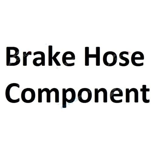 ZPN-03101 Brake Hose Component Aftermarket OEM Replacement suits Toyota Landcruiser Prado RZJ125W 120 Series