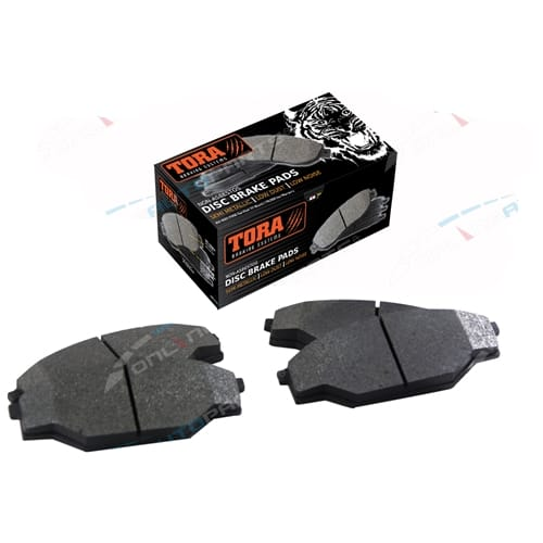 Front Disc Brake Pad Set suits Toyota Dyna LH80R YH81R 1985-1995