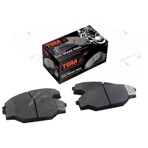 Front Disc Brake Pads suits Toyota Hilux LN107 1991-1998 4X4 4cyl 3L 2.8L 2779cc Diesel