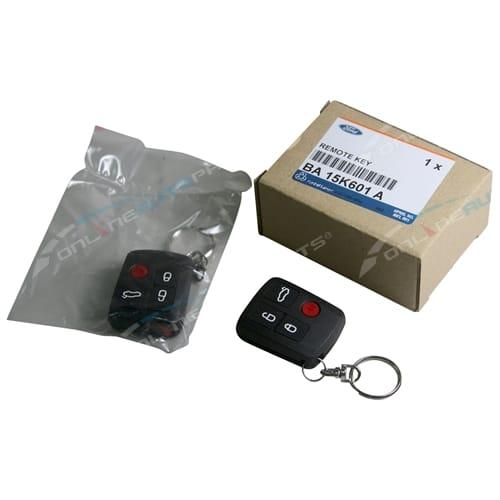 BA15K601A Genuine Ford Door Remote Key