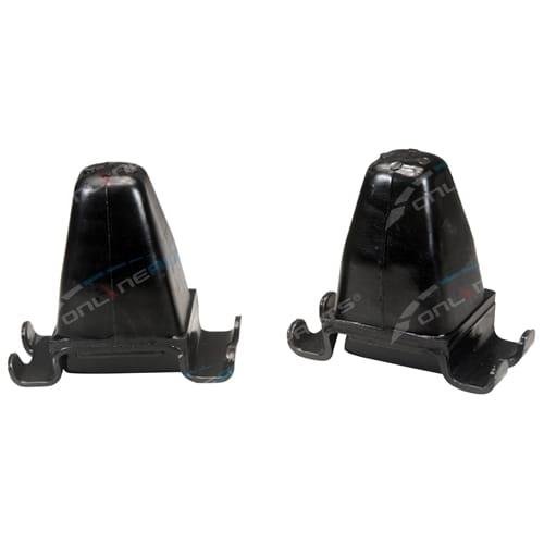 2 Rear Spring Bump Stops Hilux LN111R 1988-1997 4X4
