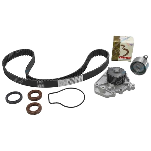 Timing Belt Tensioner + Water Pump Kit Honda CR-V RD1 B20B3 2.0L 4cyl 4X4 SUV 1997 1998 1999 2000 2001