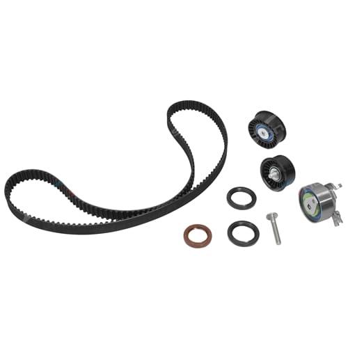 Engine Timing Belt + Tensioner + Oil Seals Kit suits Holden Viva JF F18D3 2005 2006 2007 2008 2009