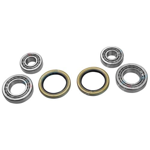 2 Front Wheel Bearing Kits suits Toyota Hilux 2wd RN30 RN40 LN40 LN55 LN56 YN55 YN57 YN85 RZN169-174 1976 to 2005