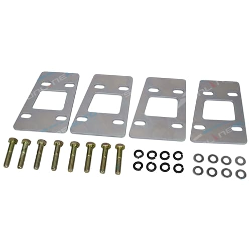 Transmission Gearbox Spacer Kit Patrol GQ Y60 GU Nissan GR Y61 incl Safari - models with Lift Kit