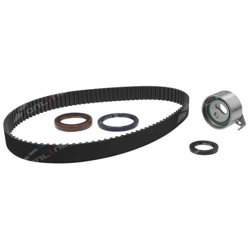 Timing Belt + Tensioner Kit suits Mazda E2500 SL SR WL 2.5L Diesel Engine 1997 1998
