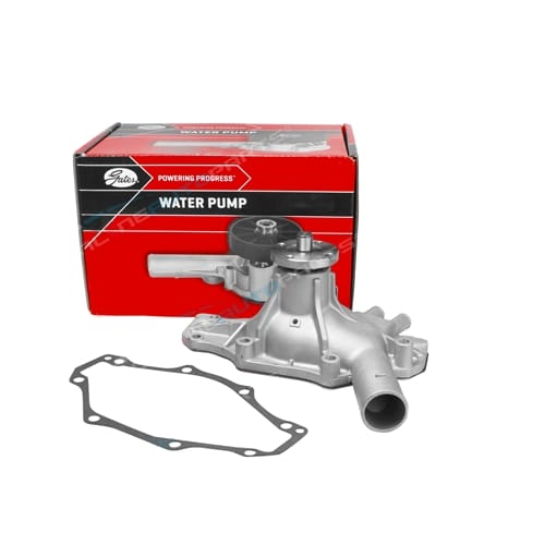 Water Pump Commodore V8 VH VL VN VP VR VS VT 81-00 4.2L 5.0L 253 304 308 Holden - Gates
