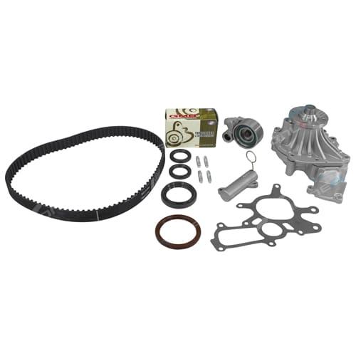 Timing Belt Water Pump Tensioner Kit suits Toyota Prado 1KD-FTV KDJ120  KDJ150 3 0L Diesel D-4D Engine