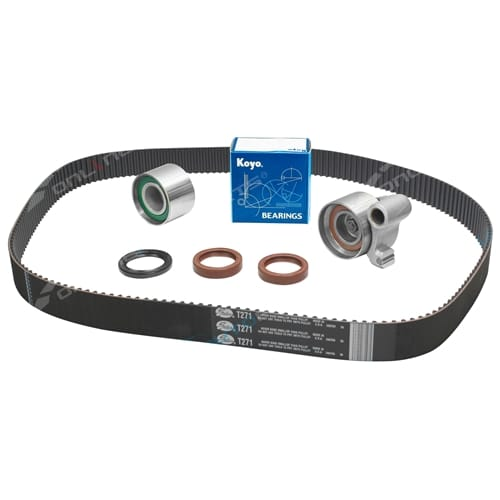 Timing Belt + Tensioner Kit suits Toyota Prado V6 5VZFE Landcruiser VZJ95-R 1996 to 2/2003