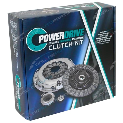 Clutch Kit suits Toyota Hilux RN105R RN110R 22R 2.4L 4x4 Petrol Ute 1988 1989 1990 1991 up to 7/1992