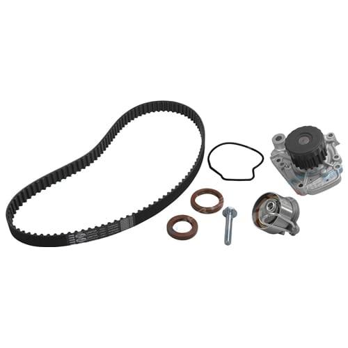Timing Belt + Tensioner + Water Pump Kit Honda Civic ES1 EU3 D17Z1 D17A2 1.7L 2000 2001 2002 2003 2004 2005