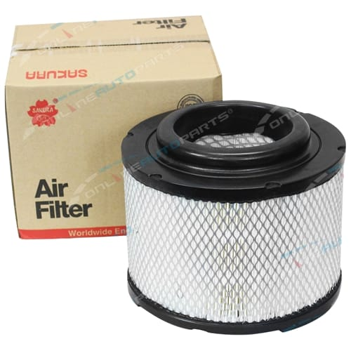 Sakura Engine Air Filter FA-5903 Interchangeable with Ryco A1541