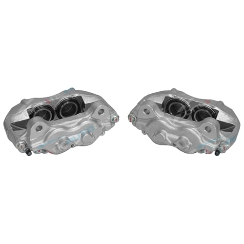 2 Front Disc Brake Calipers LH+RH Assembly suits Landcruiser 80 Series HDJ80 HZJ80 FZJ80 1990~8/1992 Pair