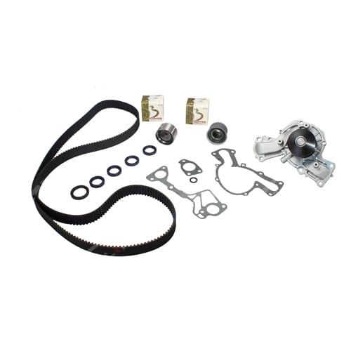 Timing Belt + Tensioner + Water Pump Kit Timing Belt+Tensioner Kit Matsumo