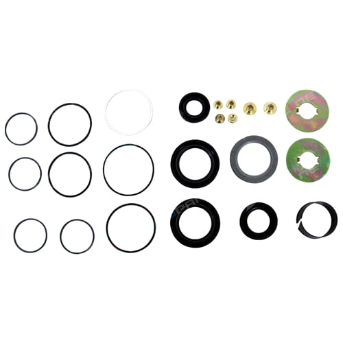Power Steering Rack Oil Seal Kit suits Toyota Hilux Surf KZN185 VZN185 RZN185 4X4 1995 to 2002