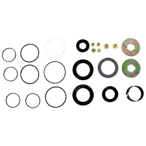 Power Steering Rack Oil Seal Kit Power Steering Repair Kit Japanese OEM Replacement