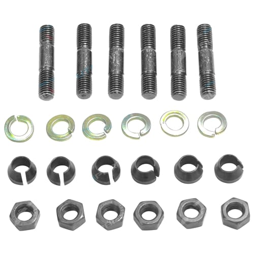 Front Set of 6 Axle Part Aftermarket OEM Replacement