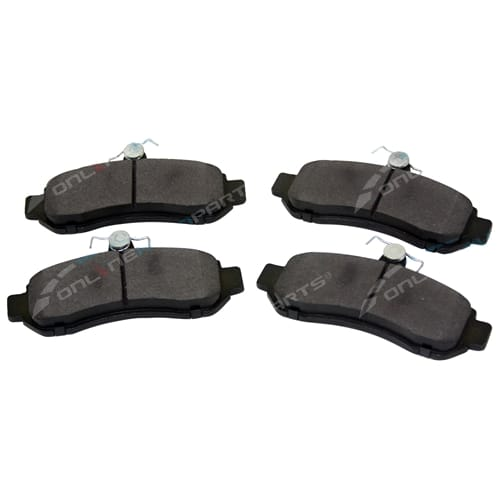 2 Front Disc Brake Pads Mitsubishi Magna TR TS TE TF TH TJ 1991 to 8/2003 Set