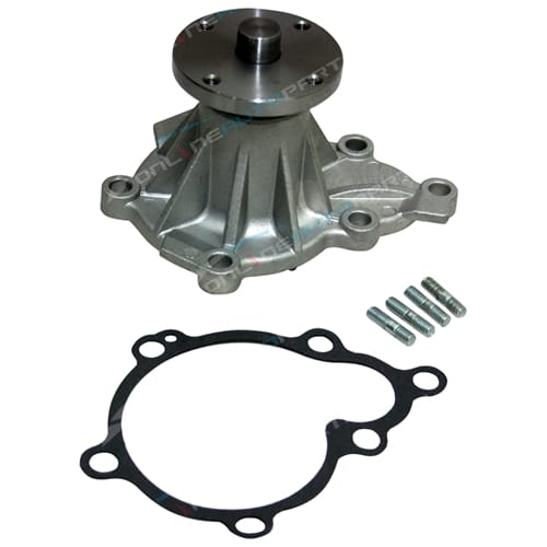 Engine Water Pump Courier PC PD PE PG PH 2.6L G6 1990-2005 4cyl 2606cc Petrol MPI 12v SOHC Ford Ute