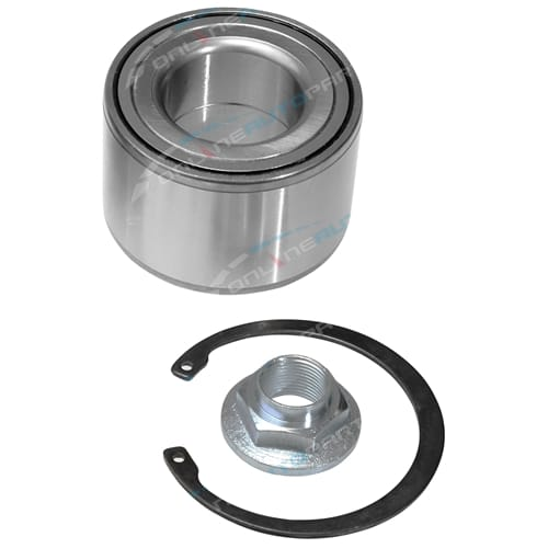 Front Wheel Bearing Kit suits Mazda B2600 UF UN G6 Petrol 4X4 Utility 1999 2000 2001 2002 2003 2004 2005 2006